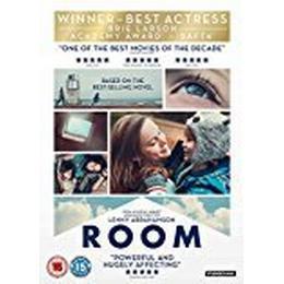 Room [DVD] [2016]